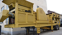 Combination Mobile Crushing Plant