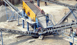 250-300 TPH Jaw & Cone Crushing Plant