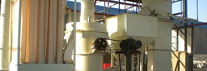 Feed industry,Calcite Powder Grinding Plant