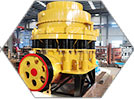 ZYS High-Efficient Cone Crusher